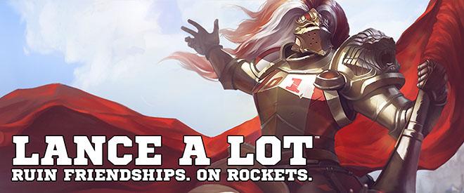 Lance A Lot v0.7.1b4 - игра на стадии разработки
