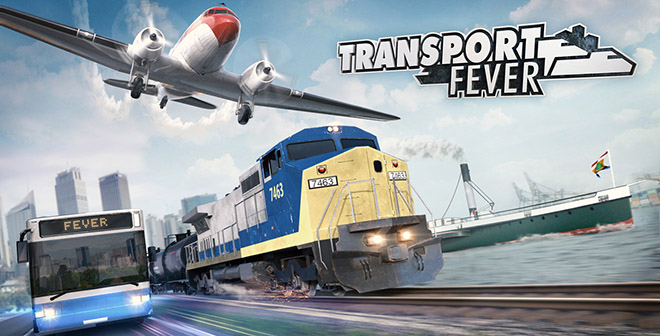 Transport Fever v1.0.12763B – торрент