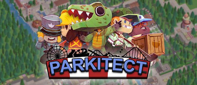 Parkitect Alpha 19 - игра на стадии разработки