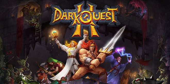 Dark Quest 2 v0.9.9 - игра на стадии разработки