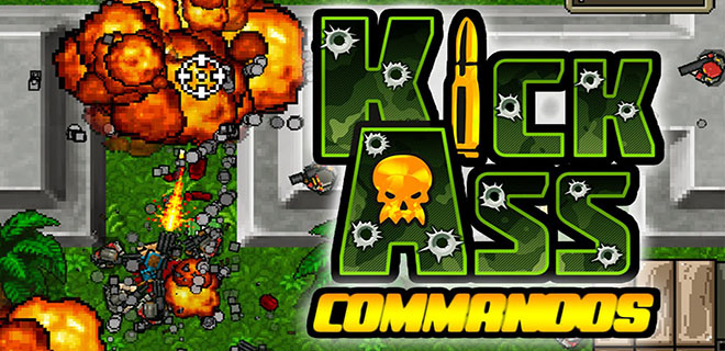 Kick Ass Commandos v1.0.4 - полная версия