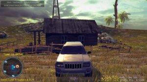 Offroad Scientist v1.1.92 - игра на стадии разработки