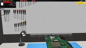 Computer Repair Simulator v0.4.15 - игра на стадии разработки