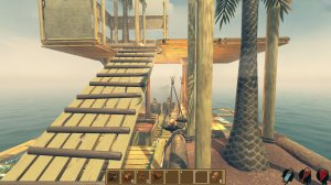 Raft v1.05b на русском - игра на стадии разработки