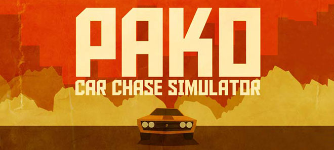 PAKO - Car Chase Simulator v05.03.17 - полная версия на компьютер