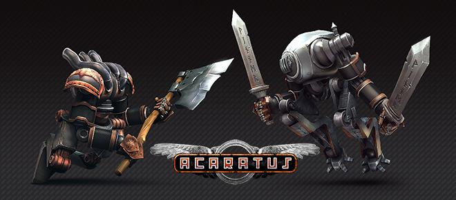 Acaratus v1.0.1 - полная версия