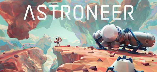 Astroneer v0.7.0 - игра на стадии разработки