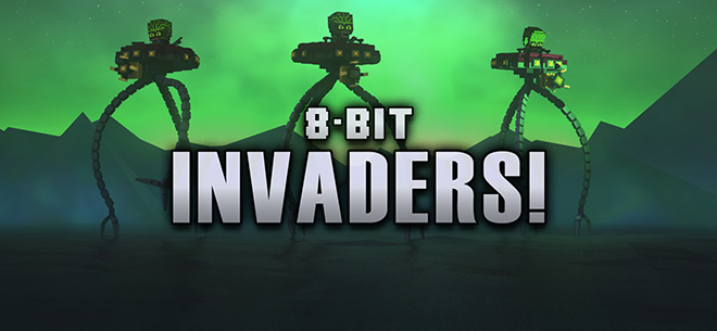 8-Bit Invaders! v1.93.652295 - полная версия на русском