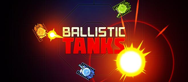 Ballistic Tanks v1.3 - полная версия