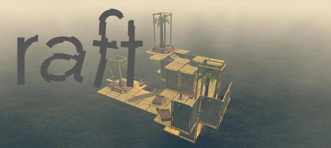 Raft Update 10.06 - игра на стадии разработки