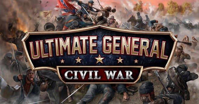 Ultimate General: Civil War v1.0 - полная версия на русском