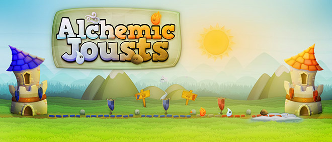 Картинка к Alchemic Jousts v1.01