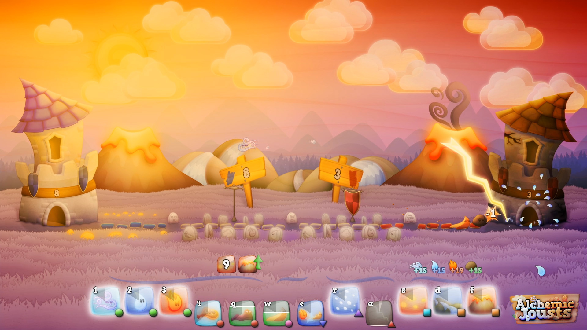 Alchemic Jousts v1.01