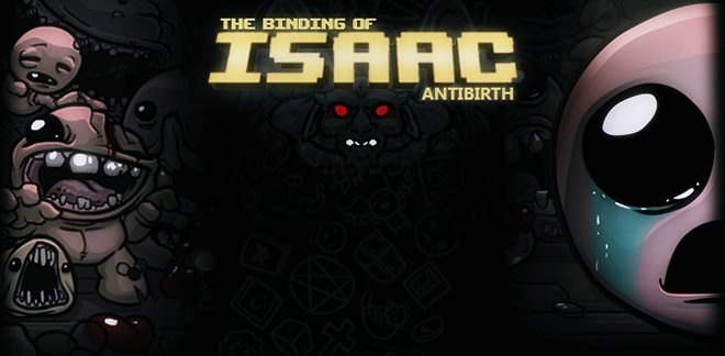The Binding of Isaac: Antibirth - торрент