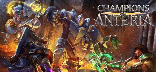 Champions of Anteria v1.7.499537.X на русском - торрент
