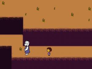Undertale: Don't Forget v1.1 - игра на стадии разработки