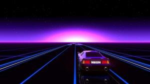 Neon Drive - полная версия