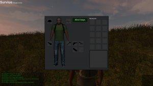 Survius v0.12.6 - игра на стадии разработки