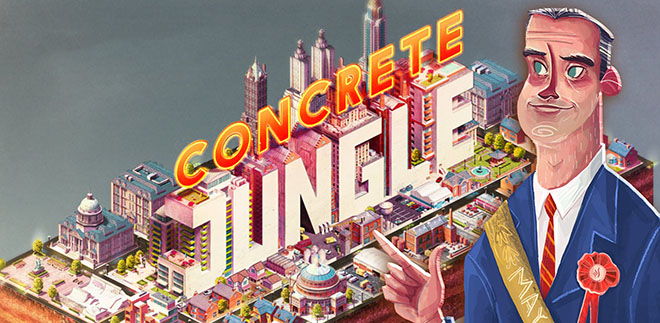 Concrete Jungle v1.1.7 - полная версия