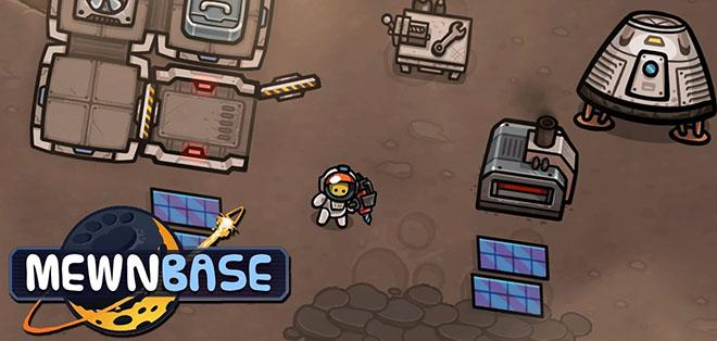MewnBase v0.47 - игра на стадии разработки