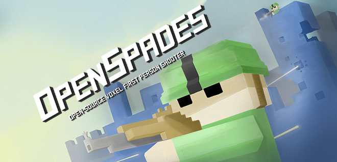 OpenSpades v0.1.2 - игра на стадии разработки