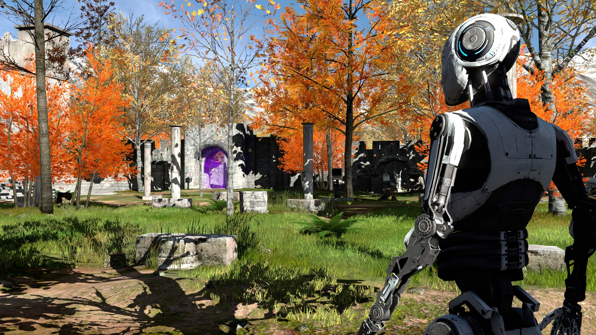 Скачать the talos principle [v 293384 + 3 dlc] (2014) pc | repack.