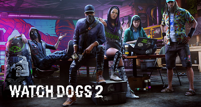 Watch Dogs 2 Digital Deluxe Edition v1.017.189.2 – торрент