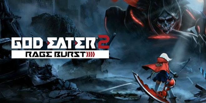 God Eater 2: Rage Burst v1.00