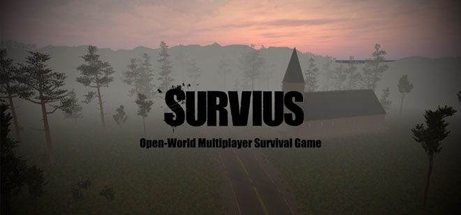 Survius v0.8.7 - игра на стадии разработки