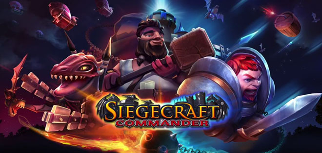 Siegecraft Commander v1.2.4028 - полная версия