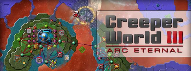 Creeper World 3: Arc Eternal v2.12 - полная версия