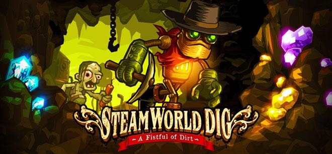 SteamWorld Dig v1.10b - полная версия на русском