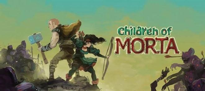 Children of Morta v0.24 - игра на стадии разработки