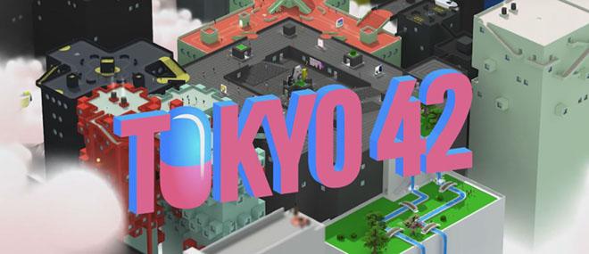 Tokyo 42 v1.0.5 - полная версия на русском