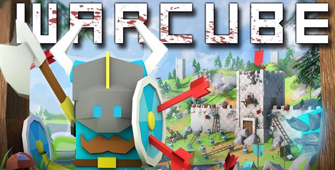 Warcube v0.0.9v1 - игра на стадии разработки