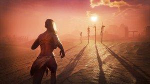 Conan Exiles Barbarian Edition - игра на стадии разработки