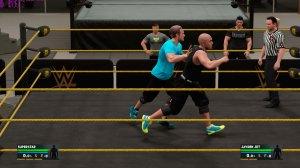 WWE 2K17 v1.0.6 – торрент