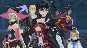 Tales of Berseria v1.48.00 на русском – торрент