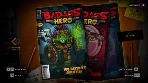 Badass Hero / Крутой Герой v13 - игра на стадии разработки
