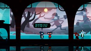 Night in the Woods Build 133 – полная версия