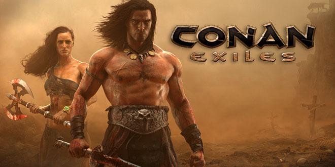 Conan Exiles Barbarian Edition v230672/25565