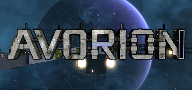 Avorion v0.17 r11474 - игра на стадии разработки