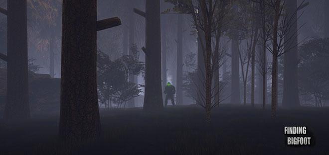 Finding Bigfoot v27.10.2017 – игра на стадии разработки