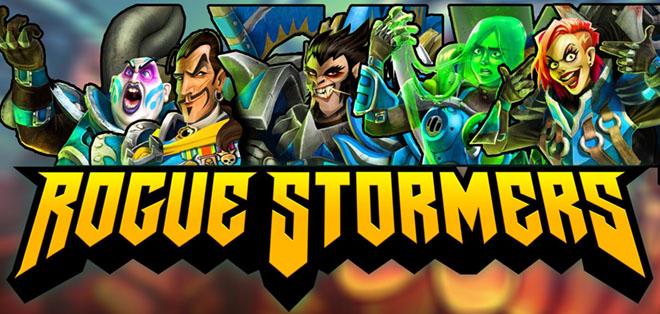 Rogue Stormers Build 3234 – полная версия на русском