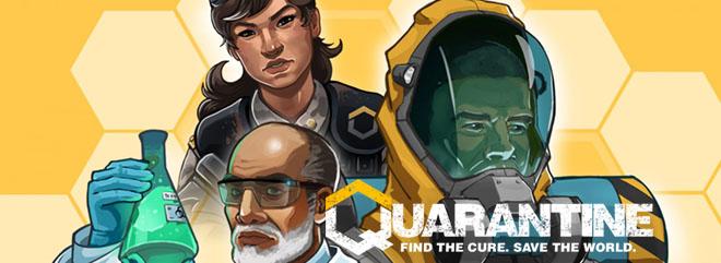 Quarantine v1.0.0.2 - полная версия на русском