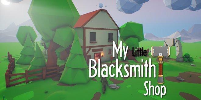 My Little Blacksmith Shop v0.0.9e - игра на стадии разработки