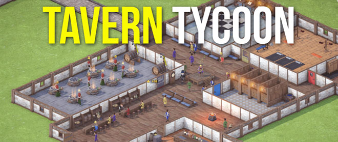 Tavern Tycoon - Dragon's Hangover v0.23d - потеха для стадии разработки