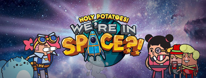 Holy Potatoes! We're in Space?! v1.1.0 – полная версия на русском