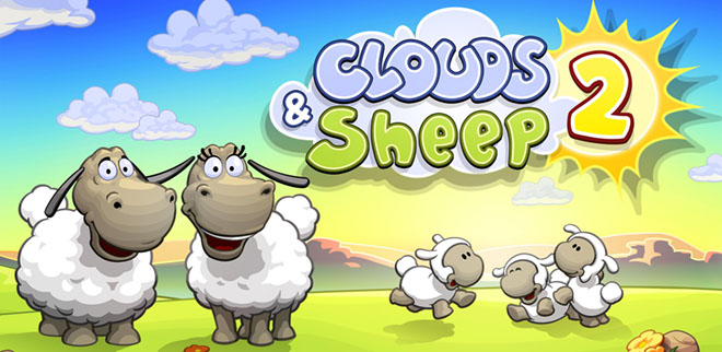 Clouds & Sheep 2 v1.5.6 - полная версия на русском