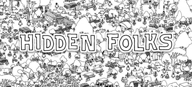 Hidden Folks v1.3 - полная версия на русском